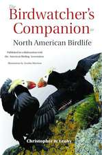 The Birdwatcher`s Companion to North American Birdlife