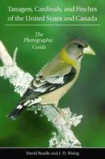 Tanagers, Cardinals, and Finches of the United States and Canada – The Photographic Guide