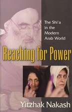 Reaching for Power – The Shi`a in the Modern Arab World