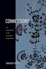 Connections – An Introduction to the Economics of Networks