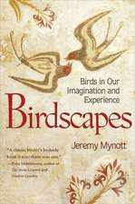 Birdscapes – Birds in Our Imagination and Experience