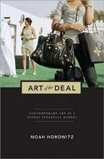 Art of the Deal – Contemporary Art in a Global Financial Market
