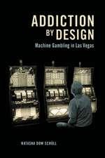 Addiction by Design – Machine Gambling in Las Vegas