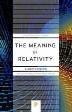 The Meaning of Relativity Relativistic Theory of the Non–Symmetric Field – Fifth Edition