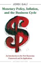 Monetary Policy, Inflation, and the Business Cycle – An Introduction to the New Keynesian Framework and Its Applications – Second Edition
