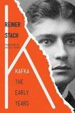 Kafka – The Early Years