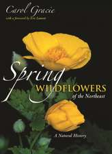 Spring Wildflowers of the Northeast – A Natural History