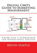 Digital Cmo's Guide to Marketing Measurement