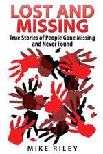 Lost and Missing