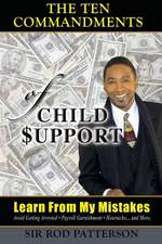 The Ten Commandments of Child Support