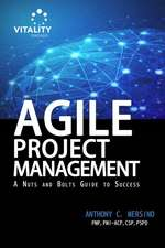 Agile Project Management: A Nuts and Bolts Guide to Sucess