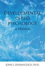 Developmental Child Psychology