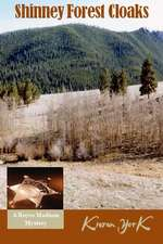 Shinney Forest Cloaks