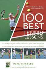 The 100 Best Tennis Lessons