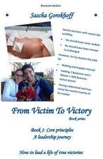 From Victim to Victory Book Series