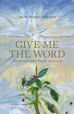 Give Me the Word