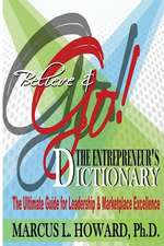 The Entrepreneur's Dictionary (Paperback)