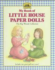 My Book of Little House Paper Dolls