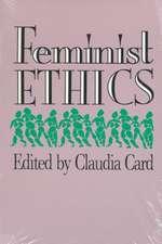 Feminist Ethics (PB)