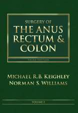 Surgery of the Anus, Rectum and Colon, 2- Volume Set