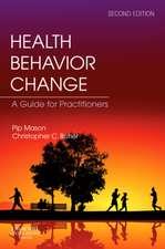 Health Behavior Change