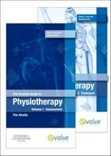 The Concise Guide to Physiotherapy - 2-Volume Set