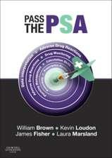 Pass the PSA