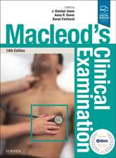 Macleod Examinare clinică. Macleod's Clinical Examination