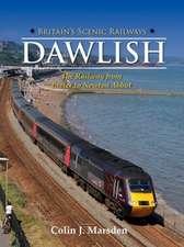 Marsden, C: Britain's Scenic Railways: Dawlish