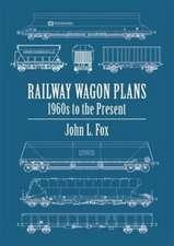 Railway Wagon Plans