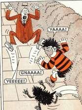 The Beano Comic:  100 Postcards, Celebrating the Best of British Comic Art