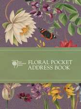 Royal Horticultural Society Floral Pocket Address Book:  A Cyclist's Journal