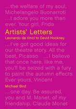 Artists' Letters: Noteworthy Correspondence from Da Vinci to Warhol