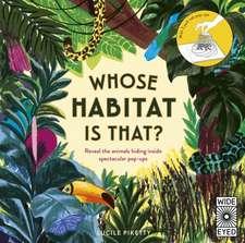 Whose Habitat is That?