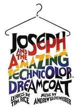 Joseph and the Technicolour Dreamcoat