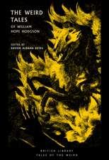 Weird Tales of William Hope Hodgson