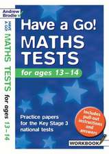 Have a Go Maths Tests