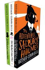 Sherlock Holmes Stories Pack