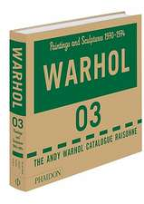 The Andy Warhol Catalogue Raisonn, Volume 3:  Paintings and Sculptures 1970-1974