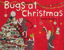 Bugs at Christmas:  Visual Inventory Postcards