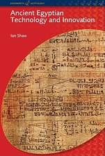 Ancient Egyptian Technology and Innovation:  The Archaeology of Late Antiquity