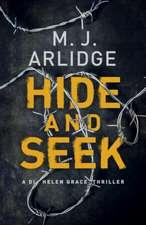Hide and Seek: DI Helen Grace 6