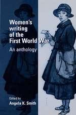 Womens Writing of the First World War