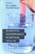 Scientific Governance in Britain, 191479