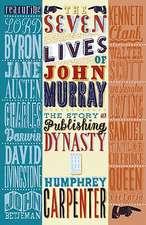 7 LIVES OF JOHN MURRAY