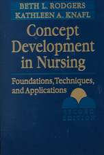Concept Development in Nursing: Foundations, Techniques, and Applications