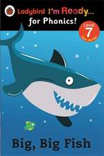 Big, Big Fish: Ladybird I'm Ready for Phonics Level 7