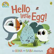 Puffin Rock: Hello Little Egg