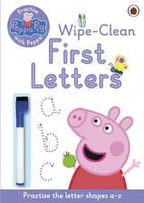 Peppa Pig, Practise with Peppa: Wipe-Clean Writing