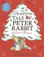 The Christmas Tale of Peter Rabbit: Book and CD